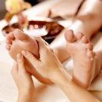 therapeutische voetreflexmassage