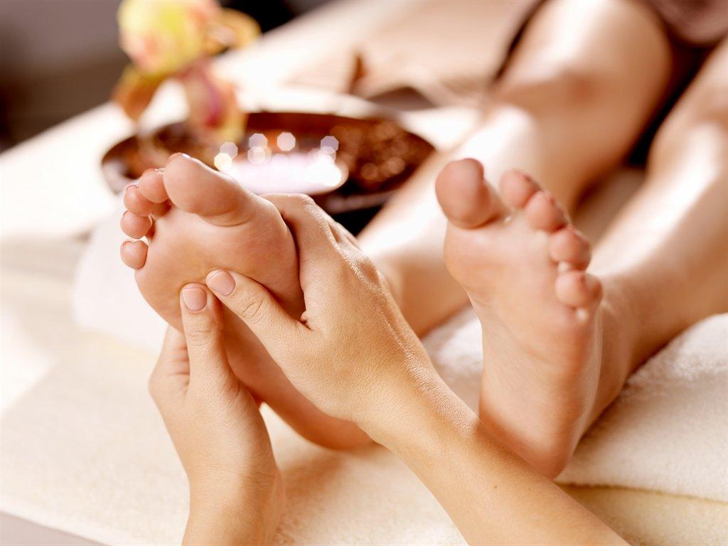 therapeutische voetreflexmassage bij zwangerschap