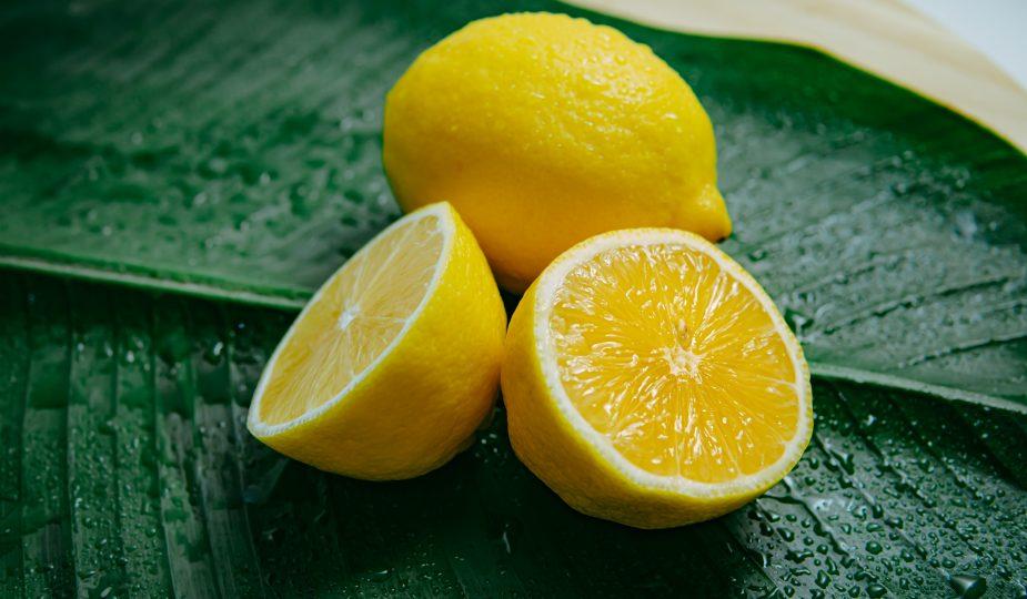 citroen ter illustratie van brandend maagzuur bij zwangerschap
